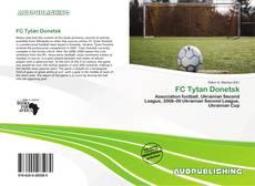 FC Tytan Donetsk kitap kapağı