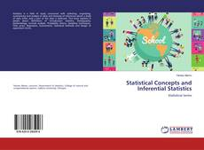 Copertina di Statistical Concepts and Inferential Statistics