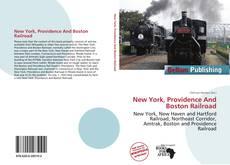 Portada del libro de New York, Providence And Boston Railroad