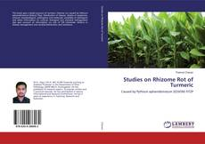 Bookcover of Studies on Rhizome Rot of Turmeric