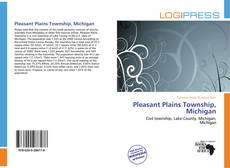 Bookcover of Pleasant Plains Township, Michigan
