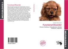 Capa do livro de Functional Disorder