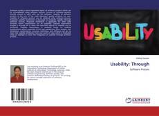 Couverture de Usability: Through
