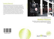 Capa do livro de Sunflour Railroad