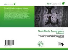Buchcover von Fixed-Mobile Convergence Alliance