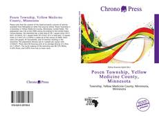 Buchcover von Posen Township, Yellow Medicine County, Minnesota