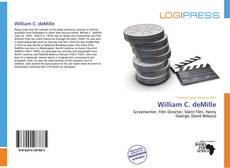 Bookcover of William C. deMille