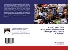 Buchcover von A socio-economic assessment of livelihoods through scrap metals collection