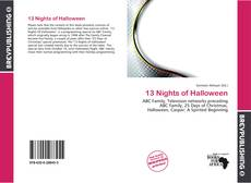 Bookcover of 13 Nights of Halloween