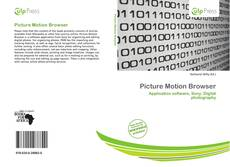 Bookcover of Picture Motion Browser