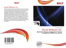Kovair Software, Inc. kitap kapağı