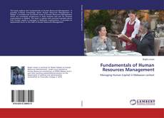 Fundamentals of Human Resources Management的封面