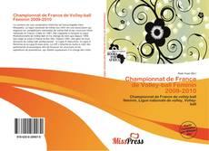 Couverture de Championnat de France de Volley-ball Féminin 2009-2010