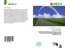 Capa do livro de Tim Flock