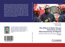 Copertina di The Effect of Boko Haram Terrorism on the Macroeconomy of Nigeria
