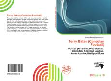 Terry Baker (Canadian Football) kitap kapağı