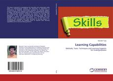 Learning Capabilities kitap kapağı