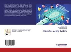 Capa do livro de Biometric Voting System