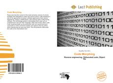 Bookcover of Code Morphing