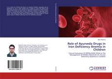 Bookcover of Role of Ayurveda Drugs in Iron Deficiency Anemia in Children