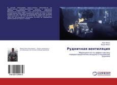 Bookcover of Рудничная вентиляция
