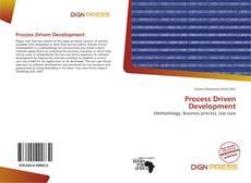 Bookcover of Process Driven Development