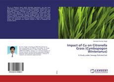 Impact of Cu on Citronella Grass (Cymbopogon Winterianus)的封面