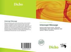 Bookcover of Intercept Message