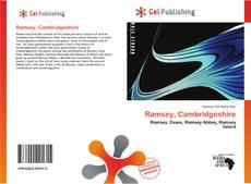 Buchcover von Ramsey, Cambridgeshire