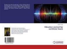 Buchcover von Vibration control for cantilever beam