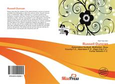 Bookcover of Russell Duncan