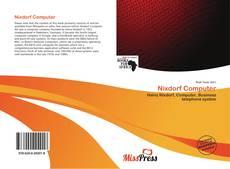 Capa do livro de Nixdorf Computer