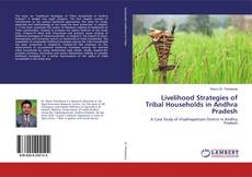 Copertina di Livelihood Strategies of Tribal Households in Andhra Pradesh