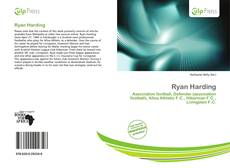 Bookcover of Ryan Harding