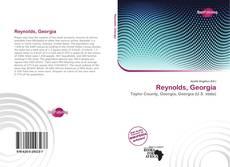 Capa do livro de Reynolds, Georgia