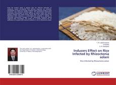Capa do livro de Inducers Effect on Rice Infected by Rhizoctonia solani