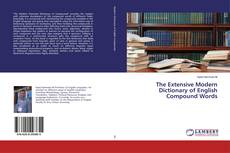 Couverture de The Extensive Modern Dictionary of English Compound Words