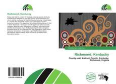 Richmond, Kentucky的封面