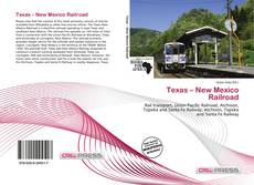 Texas – New Mexico Railroad kitap kapağı