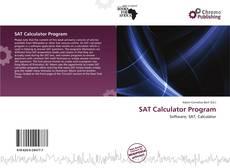 Portada del libro de SAT Calculator Program