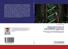 Buchcover von Phytochemistry of CALOTROPIS gigantea