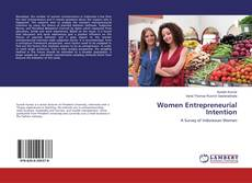 Bookcover of Women Entrepreneurial Intention