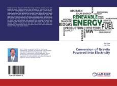 Portada del libro de Conversion of Gravity Powered into Electricity