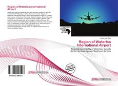 Bookcover of Region of Waterloo International Airport