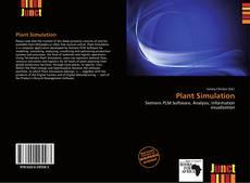 Couverture de Plant Simulation