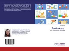 Spectroscopy kitap kapağı