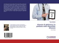 Bookcover of Vitamin D deficiency in patients with rheumatic diseases