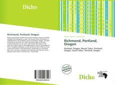 Couverture de Richmond, Portland, Oregon