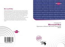 Portada del libro de Microsoft Max