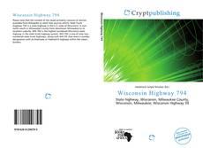 Bookcover of Wisconsin Highway 794